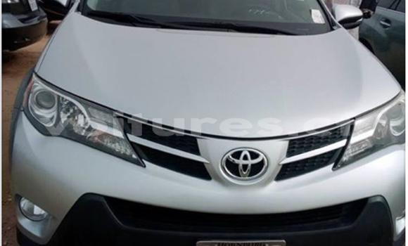 Acheter Occasions Voiture Toyota RAV4 Gris à Bangui au Commune de Bangui