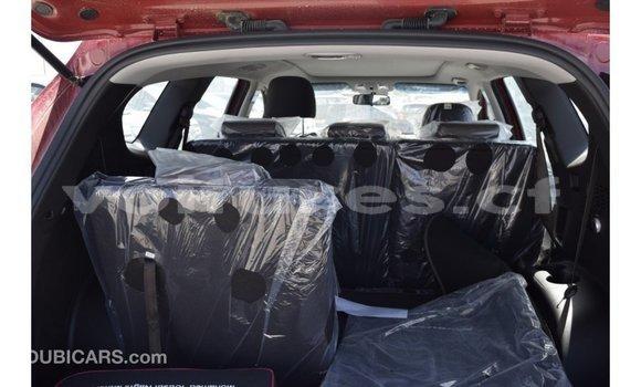 Acheter Importé Voiture Hyundai Santa Fe Rouge à Import - Dubai, Bamingui-Bangoran