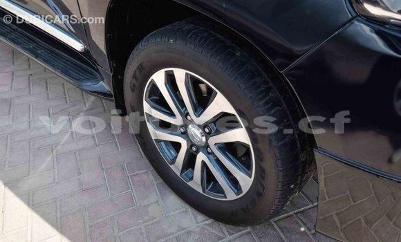 Acheter Importé Voiture Toyota Land Cruiser Noir à Import - Dubai, Bamingui-Bangoran