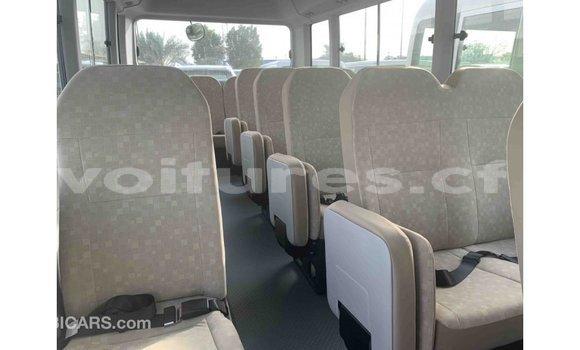 Acheter Importé Voiture Toyota Coaster Blanc à Import - Dubai, Bamingui-Bangoran