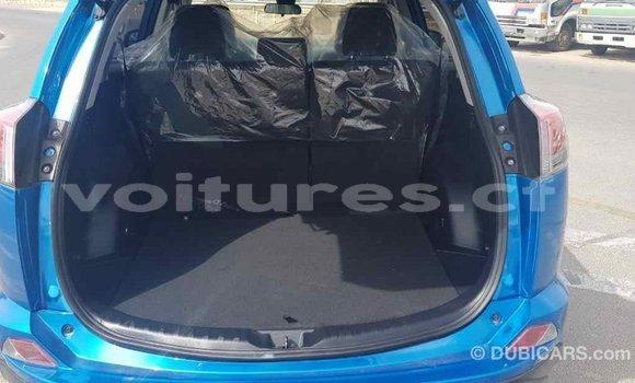 Acheter Importé Voiture Toyota RAV4 Bleu à Import - Dubai, Bamingui-Bangoran