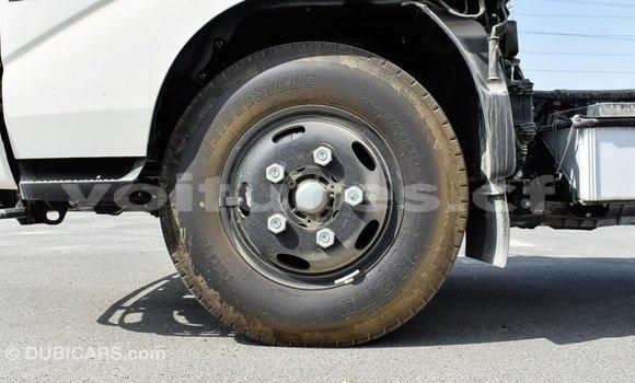 Acheter Importé Utilitaire Hino 300 Series Blanc à Import - Dubai, Bamingui-Bangoran