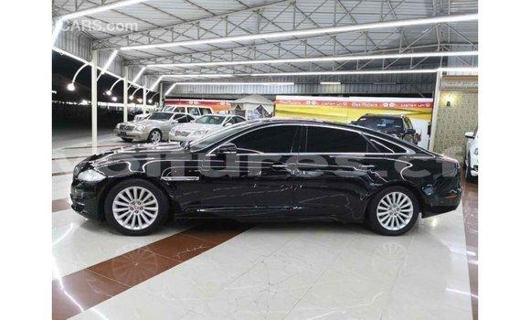 Acheter Importé Voiture Jaguar XJ Noir à Import - Dubai, Bamingui-Bangoran