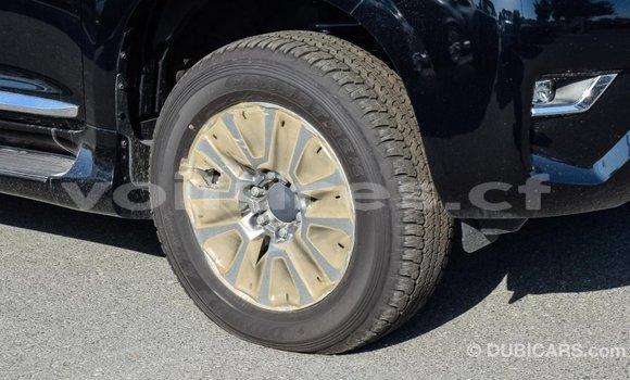 Acheter Importé Voiture Toyota Prado Noir à Import - Dubai, Bamingui-Bangoran