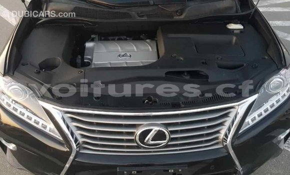Acheter Importé Voiture Lexus RX 350 Noir à Import - Dubai, Bamingui-Bangoran