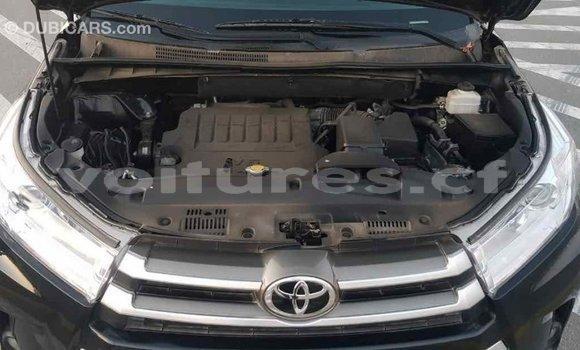 Acheter Importé Voiture Toyota Highlander Noir à Import - Dubai, Bamingui-Bangoran