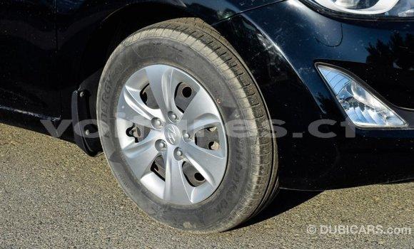 Acheter Importé Voiture Hyundai Elantra Noir à Import - Dubai, Bamingui-Bangoran