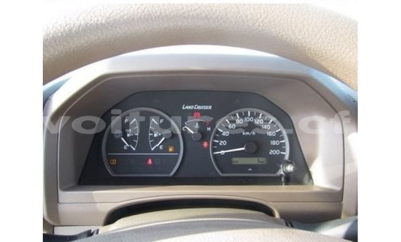 Acheter Importé Voiture Toyota Land Cruiser Blanc à Import - Dubai, Bamingui-Bangoran