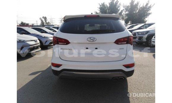 Acheter Importé Voiture Hyundai Santa Fe Blanc à Import - Dubai, Bamingui-Bangoran