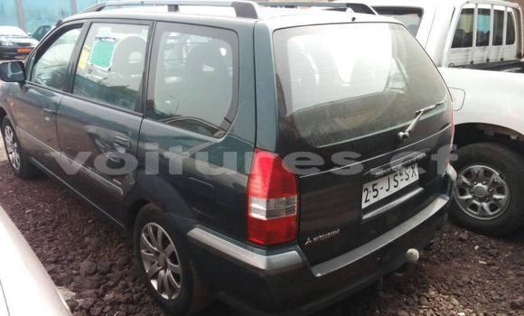 Acheter Occasion Voiture Mitsubishi Space Wagon Noir à Bangui, Commune de Bangui