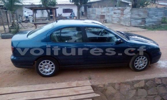 Acheter Occasion Voiture Nissan Primera Bleu à Bangui, Commune de Bangui