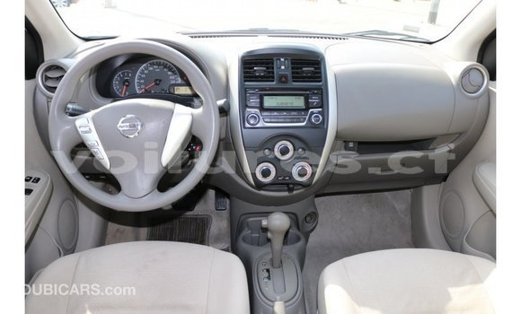 Acheter Importé Voiture Nissan Sunny Blanc à Import - Dubai, Bamingui-Bangoran